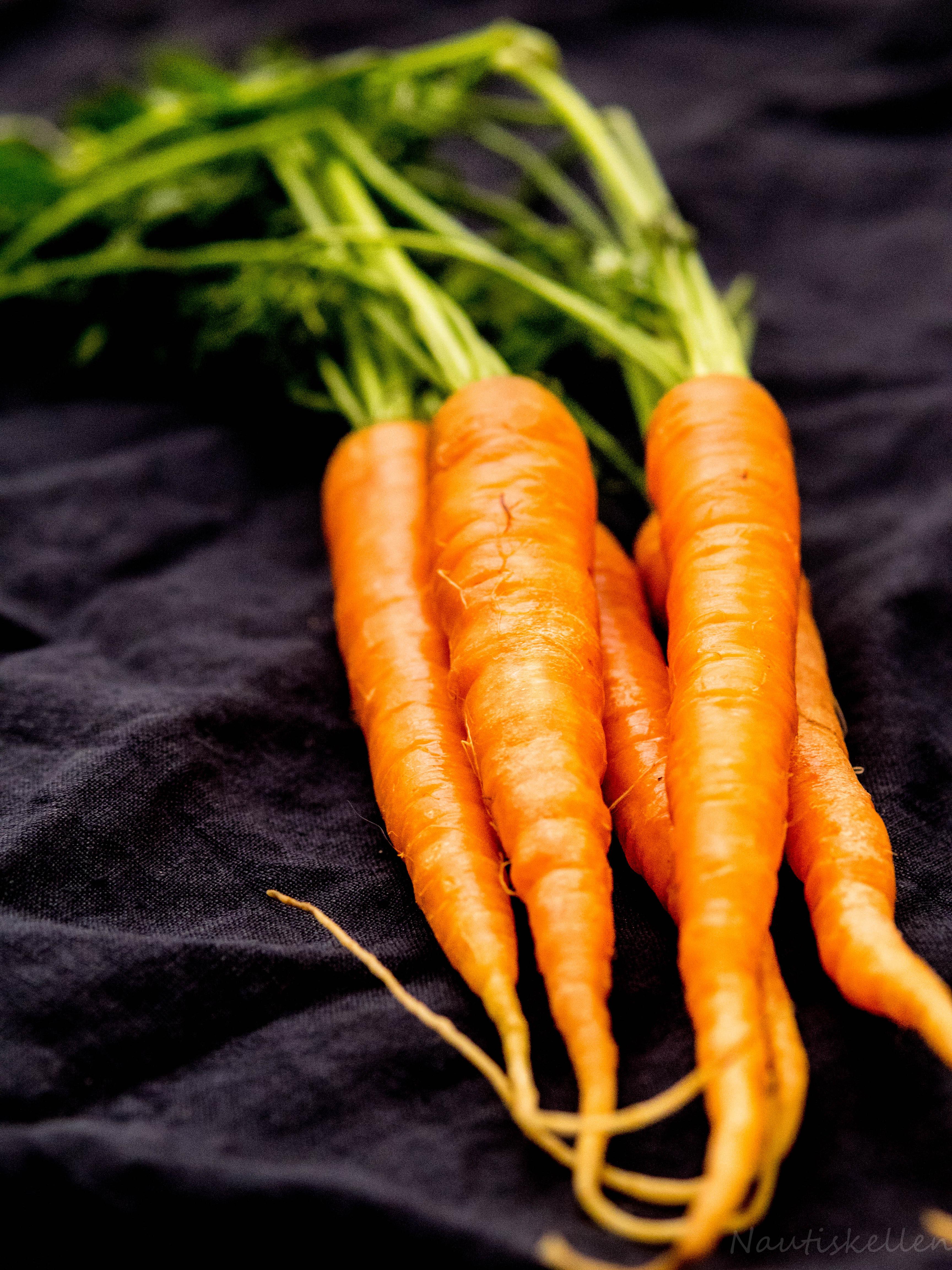 Porkkanannaattipesto