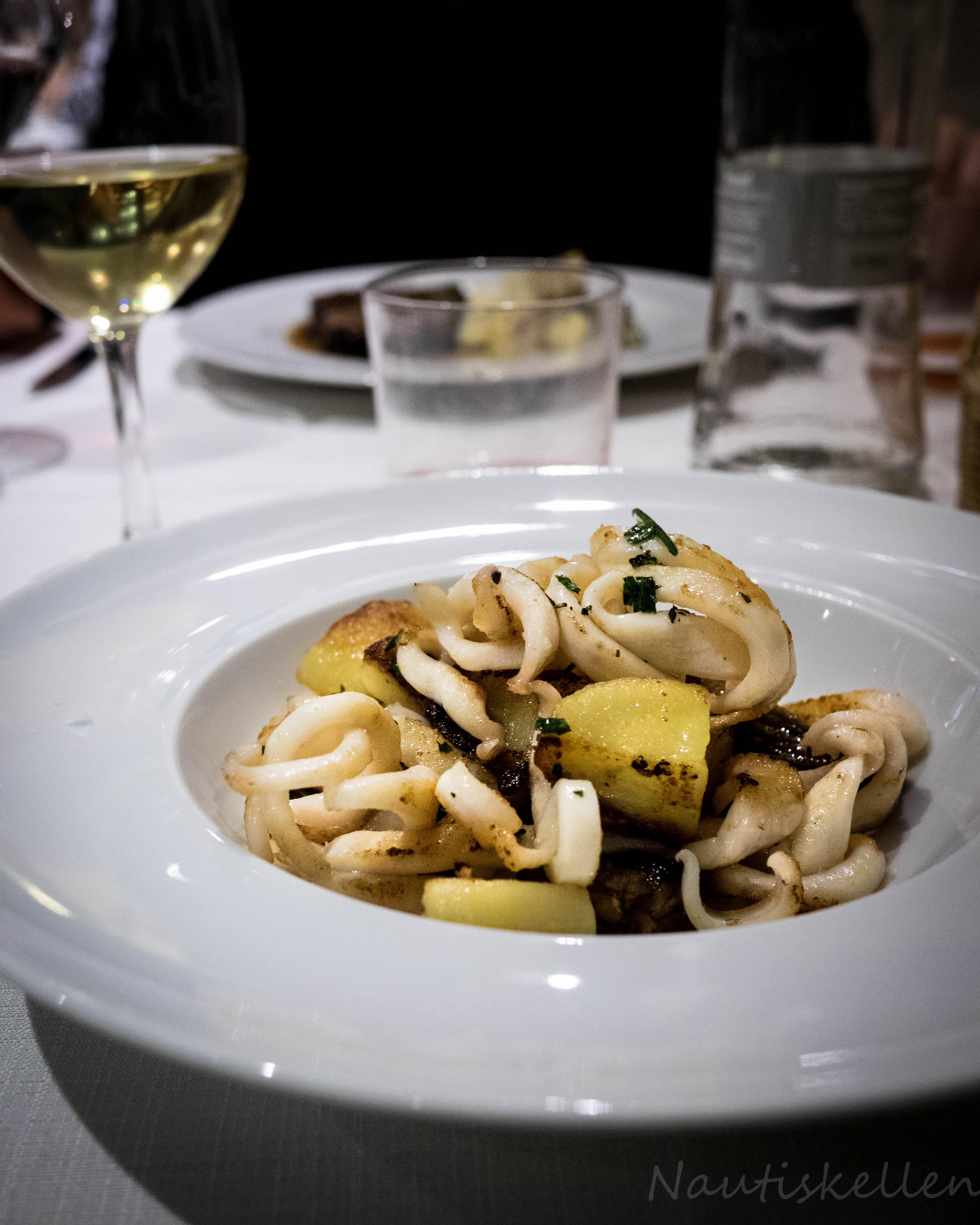 Italia ravintolat ja ruoat