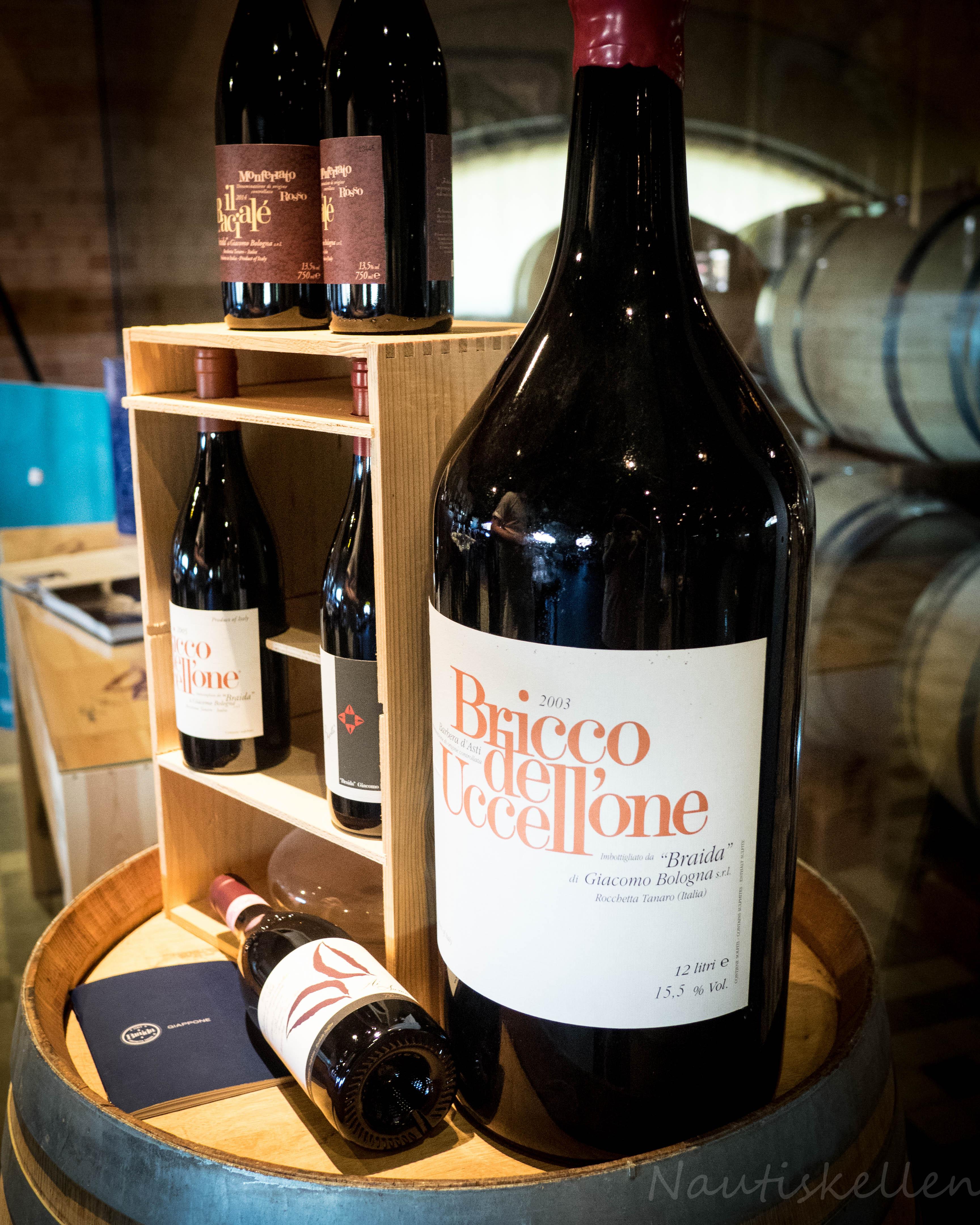 Italia viinitilat