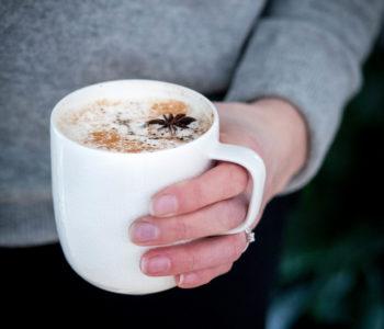 Chai latte kauramaidosta
